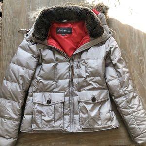 Eddie Bauer coat. Excellent condition.